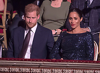 "Duke and Duchess Of Sussex attend Premiere of Cirque du Soleil ""Totem"""