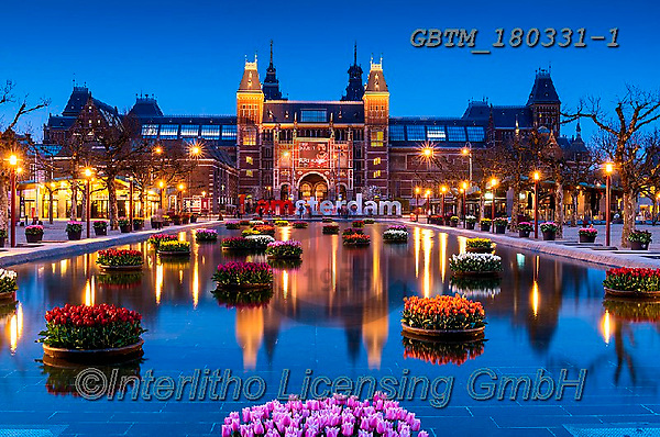 Tom Mackie, LANDSCAPES, LANDSCHAFTEN, PAISAJES, photos,+Amsterdam, Dutch, Europa, Europe, European, Holland, Netherlands, Rijksmuseum, Tom Mackie, blue hour, building, buildings, co+lor, colorful, colour, colourful, evening, flower, flowers, horizontal, horizontals, icon,iconic, landscape, landscapes, muse+um, night time, reflecting, reflection, reflections, season, spring, time of day, tourist attraction, tulip, tulips, twilight+, water, waterside,Amsterdam, Dutch, Europa, Europe, European, Holland, Netherlands, Rijksmuseum, Tom Mackie, blue hour, buil+,GBTM180331-1,#l#, EVERYDAY
