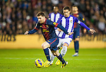 La Liga - Real Valladolid vs FC Barcelona - 22Dec2012