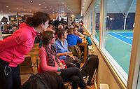 Hilversum, The Netherlands, March 12, 2016,  Tulip Tennis Center, NOVK, spectators<br /> Photo: Tennisimages/Henk Koster