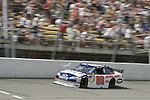 17 August 2008: Dale Earnhardt Jr races in the 3M Performance 400 at Michigan International Speedway, Brooklyn, Michigan, USA.
