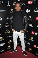 Harvey aka  MC Harvey (Michael Harvey Jr) at the Ultimate Boxxer III professional boxing tournament, indigO2 at The O2, Millennium Way, Greenwich, London, England, UK, on Friday 10th May 2019.<br /> CAP/CAN<br /> &copy;CAN/Capital Pictures