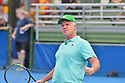 DELRAY BEACH, FL - NOVEMBER 24: Patrick McEnroe attends the 30TH Annual Chris Evert Pro-Celebrity Tennis Classic Day3 at the Delray Beach Tennis Center on November 24, 2019 in Delray Beach, Florida.  ( Photo by Johnny Louis / jlnphotography.com )