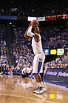 UK guard James Young takes an open jump shot from the corner during the second half of the University of Kentucky men's basketball game vs. Boise State at Rupp Arena in Lexington, Ky., on Tuesday, December, 10, 2013. UK won 70-55. Photo by Jonathan Krueger | Staff