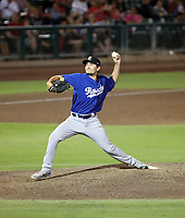 Michael Boyle - 2018 Rancho Cucamonga Quakes (Bill Mitchell)