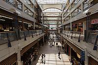 Einkaufszentrim Auchan im Bankenviertel, Stadt Luxemburg, Luxemburg