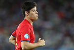 Spain's Jorge Mere in action during the UEFA Under 21 Final at the Stadion Cracovia in Krakow. Picture date 30th June 2017. Picture credit should read: David Klein/Sportimage