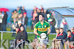 Bryan Sheehan  Kerry in action against   Cork IT in the semi final of the McGrath Cup at John Mitchells Grounds on Sunday.