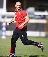Mark Wilson (Newcastle) during the England Rugby training session at  Jonsson Kings Park Stadium,Durban.South Africa. 05,06,2018 Photo by (Steve Haag)