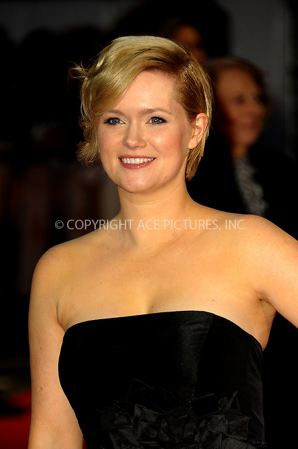 WWW.ACEPIXS.COM<br /> <br /> US SALES ONLY<br /> <br /> October 6, 2014, London, England<br />  <br /> Cecelia Ahern arriving at the World Premiere of 'Love, Rosie' held at Odeon West End on October 6, 2014 in London, England.<br /> <br /> By Line: Famous/ACE Pictures<br /> <br /> ACE Pictures, Inc<br /> Tel: 646 769 0430<br /> Email: info@acepixs.com