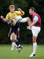 050806 West Ham Utd U18 v Oxford Utd U18