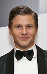 David Burtka attends the Broadway Opening Night Performance of 'Present Laughter' at St. James Theatreon April 5, 2017 in New York City
