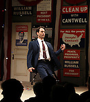 Eric McCormack.during the Broadway Opening Night Performance Curtain Call for 'Gore Vidal's The Best Man' at the Gerald Schoenfeld Theatre in New York City on 4/1/2012