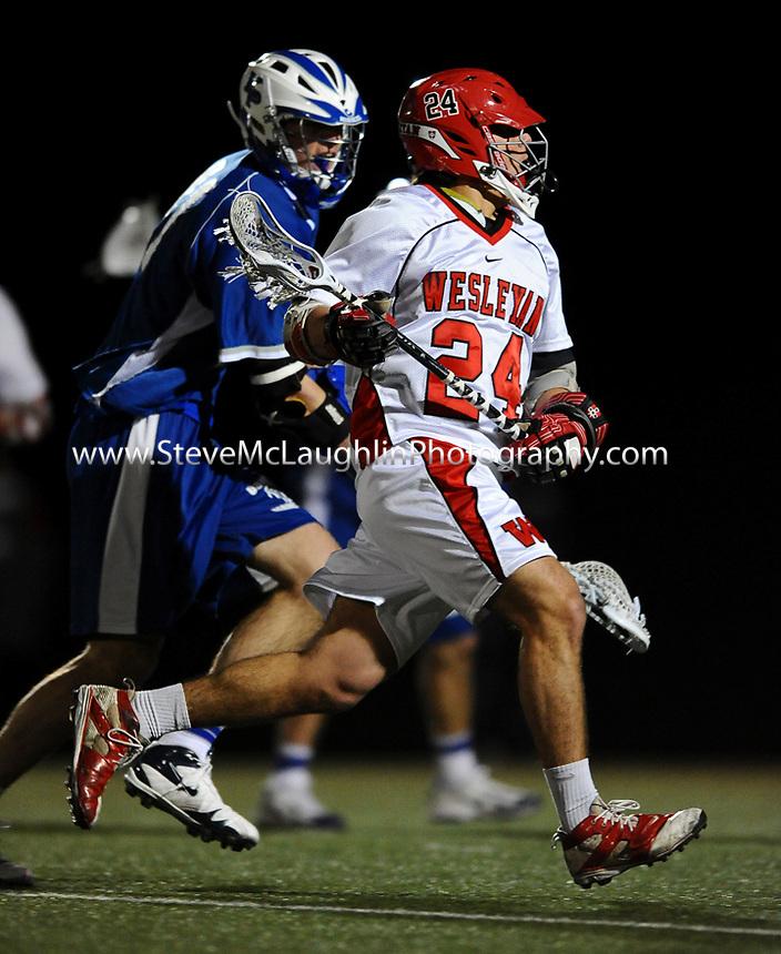 Lacrosse Box Score (Final)<br />                         2010 Wesleyan U. Men's Lacrosse<br /> Merchant Marine Acad vs #20 Wesleyan University (Mar 24, 2010 at Middletown, CT)