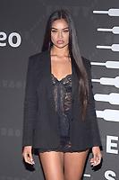 BROOKLYN, NY - SEPTEMBER 10: Shanina Shaik at Rihanna's second annual Savage X Fenty Show at Barclay's Center in Brooklyn, New York City on September 10, 2019. Credit: John Palmer/MediaPunch