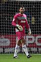 Steve Arnold of Stevenage.  Notts County v Stevenage- npower League 1 -  Meadow Lane, Nottingham - 2nd October, 2012. © Kevin Coleman 2012
