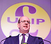 UKIP 2015 Spring Conference<br /> Winter Gardens, Margate, Great Britain <br /> 27th February 2015 <br /> <br /> Mark Reckless MP for Rochester &amp; Strood<br /> speech <br /> Reaching beyond our base <br /> <br /> <br /> <br /> <br /> Photograph by Elliott Franks <br /> Image licensed to Elliott Franks Photography Services