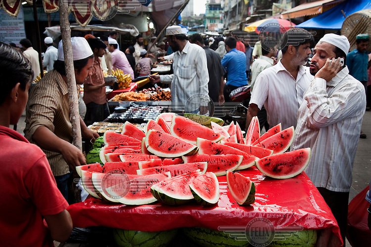 Watermelon for sale..