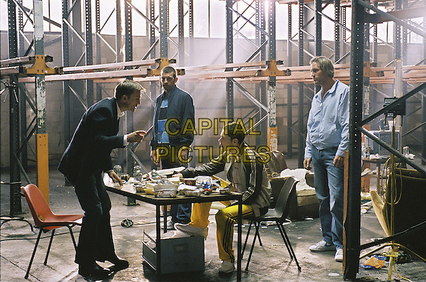 Layer Cake (2004) <br /> Daniel Craig, Jamie Foreman<br /> *Filmstill - Editorial Use Only*<br /> CAP/KFS<br /> Image supplied by Capital Pictures
