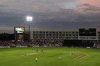 General view of play during Hampshire vs Essex Eagles, NatWest T20 Blast Cricket at the Ageas Bowl on 4th August 2017