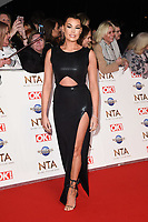 Jessica Wright<br /> arriving for the National TV Awards 2020 at the O2 Arena, London.<br /> <br /> ©Ash Knotek  D3550 28/01/2020