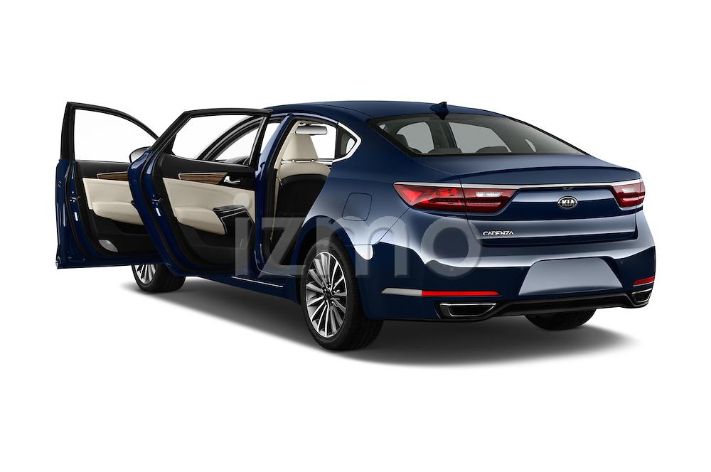 Car images of 2018 KIA Cadenza Premium 4 Door Sedan Doors