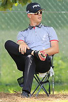 Brandon Stone (RSA) waits at the 14th tee during Thursday's Round 1 of the 2017 PGA Championship held at Quail Hollow Golf Club, Charlotte, North Carolina, USA. 10th August 2017.<br /> Picture: Eoin Clarke | Golffile<br /> <br /> <br /> All photos usage must carry mandatory copyright credit (&copy; Golffile | Eoin Clarke)