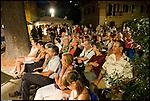VIVI PAESE -¡QUÉ VIVA EL PUEBLO! .65° Anniversario della migrazione dei Vetrai di Altare in Argentina, al Museo del Vetro di Altare in Villa Rosa. Lettura teatrale di Mauro Pirovano. Agosto 2012.
