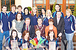 Launching the Killarney No Name club in the Brehon Hotel Wednesday evening was front row l-r: Niamh Collins, Emma Looney, Brid Kissane, Denise Murphy. Middle row: Gina Lawlor Secretary, Anthony McCormack National Chairman, Niall O'Callaghan Killarney Mayor, Ann Nagle PRO, Tom Chairman. Back row: Oisin O'Donoghue, Ashton Bingham, Liam Gilfoyle, Noreen O'Sullivan, Aileen Kelly, Leanne Casey, Tricia O'Donoghue, Niall Crowley, Danielle O'Riordan   Copyright Kerry's Eye 2008
