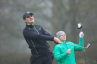 William Hopkins (Belton Park GC) during the final round of the Peter McEvoy Trophy played at Copt Heath Golf Club, Solihull, England. 12/04/2018.<br /> Picture: Golffile | Phil Inglis<br /> <br /> <br /> All photo usage must carry mandatory copyright credit (&copy; Golffile | Phil Inglis)
