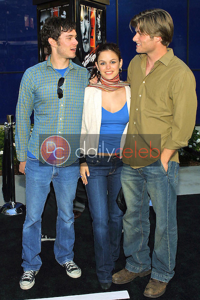 Adam Brody, Rachel Bilson and Chris Carmack