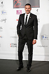 Roberto Enriquez attends the `Union de actores Awards´ ceremony in Madrid, Spain. March 14, 2016. (ALTERPHOTOS/Victor Blanco)