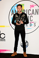 Niall Horan at the 2017 American Music Awards at the Microsoft Theatre LA Live, Los Angeles, USA 19 Nov. 2017<br /> Picture: Paul Smith/Featureflash/SilverHub 0208 004 5359 sales@silverhubmedia.com