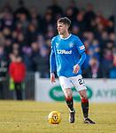 Sean Goss, Rangers