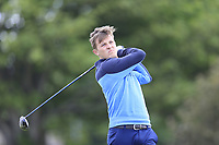 Robbie Pierse (Grange) during the 1st round of the East of Ireland championship, Co Louth Golf Club, Baltray, Co Louth, Ireland. 02/06/2017<br /> Picture: Golffile | Fran Caffrey<br /> <br /> <br /> All photo usage must carry mandatory copyright credit (&copy; Golffile | Fran Caffrey)
