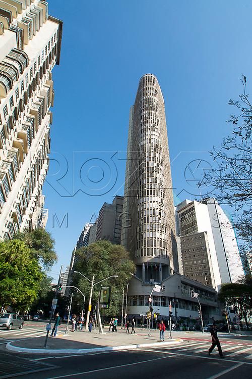 Edifício Itália de 1965, nome oficial Circolo Italiano, São Paulo - SP, 07/2016.