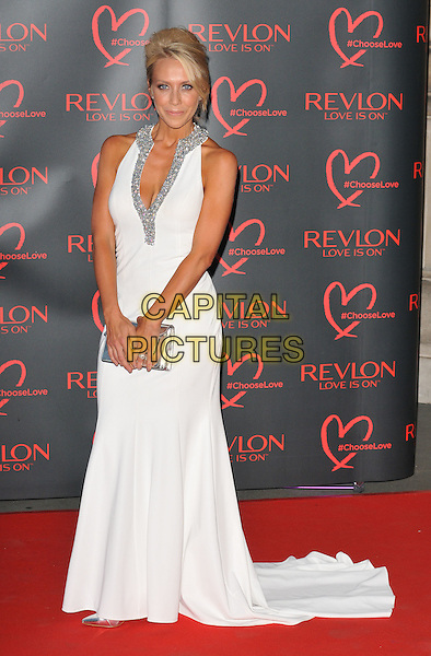 Laura Hamilton at the Revlon's Choose Love Masquerade Ball, Victoria &amp; Albert Museum, Cromwell Road, London, England, UK, on Thursday 21 July 2016.<br /> CAP/CAN<br /> &copy;CAN/Capital Pictures