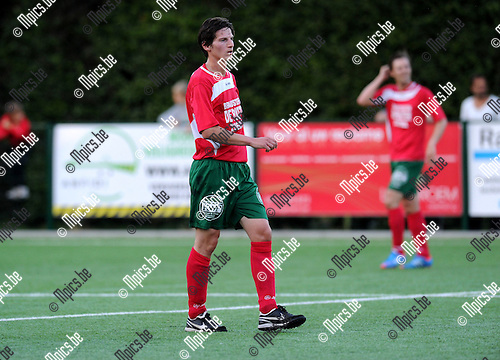 2012-08-02 / Voetbal / seizoen 2012-2013 / KFC Antonia / Jesse Huygen..Foto: Mpics.be
