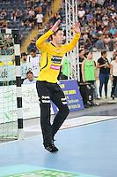 Bastian Rutschmann (Löwen) - Tag des Handball, Rhein-Neckar Löwen vs. Hamburger SV, Commerzbank Arena