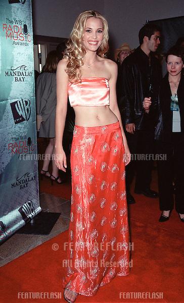 "28OCT99:  Actress LESLIE BIBB, star of TV series ""Popular"", at The WB Radio Music Awards at the Mandalay Bay Resort & Casino, Las Vegas..© Paul Smith / Featureflash"