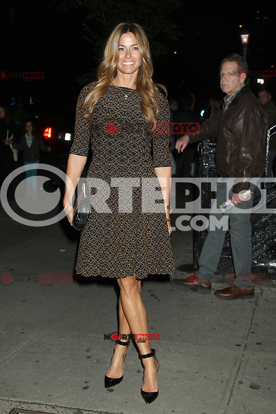 NEW YORK, NY - OCTOBER 10: Kelly Bensimon at the Cinema Society with Hugo Boss and Appleton Estate present a screening of CBS Films Seven Psychopaths at the Clearview Chelsea in New York City. October 10, 2012. ©RW/MediaPunch Inc.