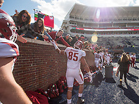 Hawgs Illustrated/BEN GOFF <br /> Arkansas vs Ole Miss football Saturday, Oct. 28, 2017, at Vaught-Hemingway Stadium in Oxford, Miss.