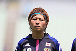 Kumi Yokoyama (JPN), .JUNE 17, 2012 - Football / Soccer : .International Friendly match between .Japan 1-0 U.S.A.at Nagai Stadium, Osaka, Japan. (Photo by Akihiro Sugimoto/AFLO SPORT) [1080]