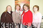 OFFICIAL OPENING: Attending the official opening of  the new Physiotherapy Unit at Castleisland Day Care Centre on Friday last were Ann O'Loughlin, Rita McCarthy, Marcella Finn and Sheila McGuire. .   Copyright Kerry's Eye 2008