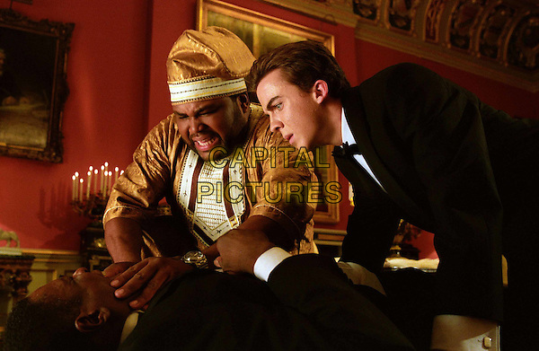 ANTHONY ANDERSON, FRANKIE MUNIZ &KEITH DAVID.in Agent Cody Banks 2: Destination London.Filmstill - Editorial Use Only.Ref: FB.www.capitalpictures.com.sales@capitalpictures.com.Supplied by Capital Pictures