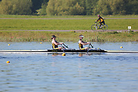 Race: 8  Event: WJ17 2x  Time Trial<br /> <br /> Junior Sculling Regatta 2018<br /> <br /> To purchase this photo, or to see pricing information for Prints and Downloads, click the blue 'Add to Cart' button at the top-right of the page.