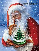 Marcello, CHRISTMAS SANTA, SNOWMAN, WEIHNACHTSMÄNNER, SCHNEEMÄNNER, PAPÁ NOEL, MUÑECOS DE NIEVE, paintings+++++,ITMCXM1943,#X#