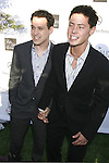 T.R. Knight and Mark Cornelsen arrive at 7th Annual Chrysalis Butterfly Ball on May 31, 2008 at a Private Residence in Los Angeles, California.