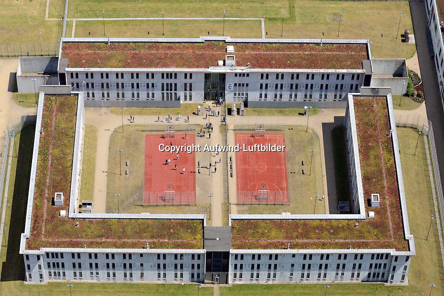 JVA Billwerder,  Hochsicherheitsabteilung in Haus 6 : EUROPA, DEUTSCHLAND, HAMBURG, (EUROPE, GERMANY), 29.06.2014: JVA Billwerder,  Hochsicherheitsabteilung in Haus 6
