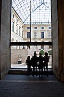 Musee du Louvre Paris..©shoutpictures.com.john@shoutpictures.com